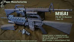PM M16A1