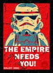 LEGO - Star Wars propaganda torn version