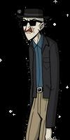 Dr. Venture as Heisenberg