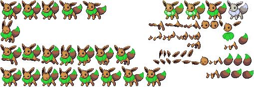 Nathan125 (Eevee Form V2) by AldutheCat
