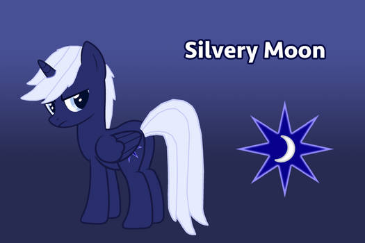 Silvery Moon (2019 Background)