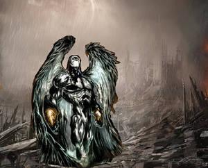 Angel Spawn After Apocalypse