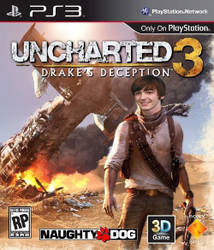 Uncharted 3 Drake Bell