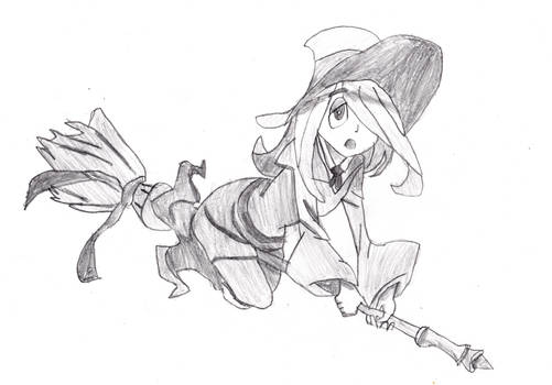 Sucy (Little Witch Academia)