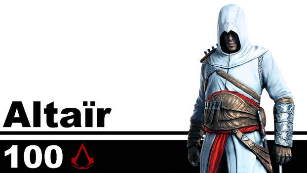 Altair for Super Smash Bros