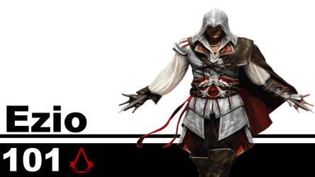 Ezio For Super Smash Bros