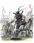 Ninja Dual Sword