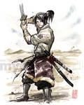 Mongol samurai