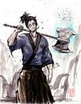Deiser Samurai