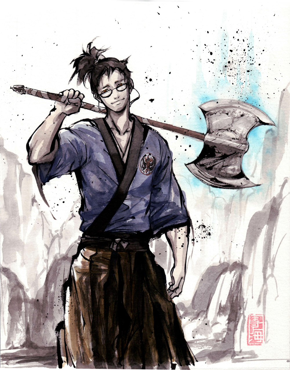 Deiser Samurai by MyCKs