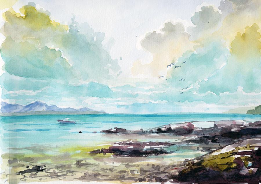 Seascape by MyCKs