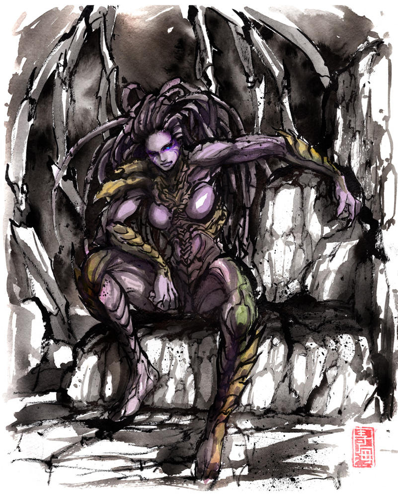 Kerrigan by MyCKs