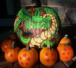 Dragon Ball Pumpkins