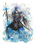 Poseidon...samurai!