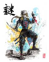 Sheik Samurai/Ninja Version by MyCKs