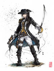 Commander Kalyssa Addison by MyCKs