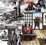 Samurai Card Game Showdown! Kickstarter is live