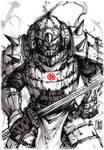 Samurai Armor Alphonse