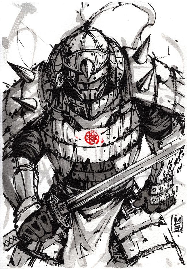 Samurai Armor Alphonse by MyCKs on DeviantArt