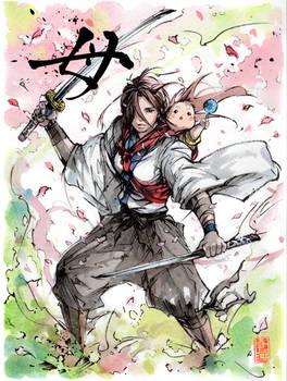 Mother...Samurai!