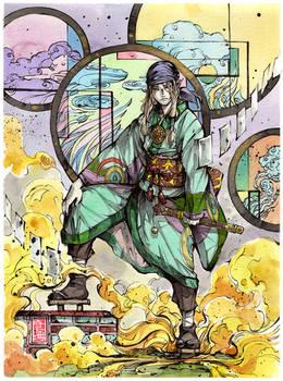 Mononoke Kusuri Uri - Medicine Seller