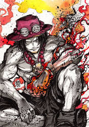 ACE - ink sketch giveaway again