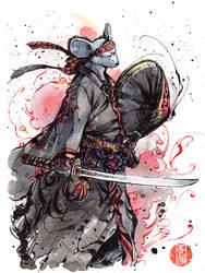 Year of the Rat Samurai!