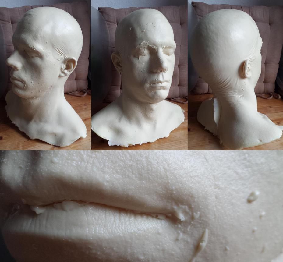 Head Casting by deryoshi