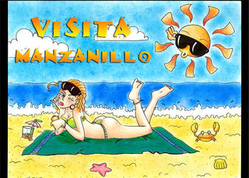 Manzanillo by RunaryKat