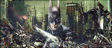 batman by Liamking72