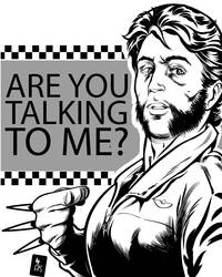 What if De Niro were Wolverine?
