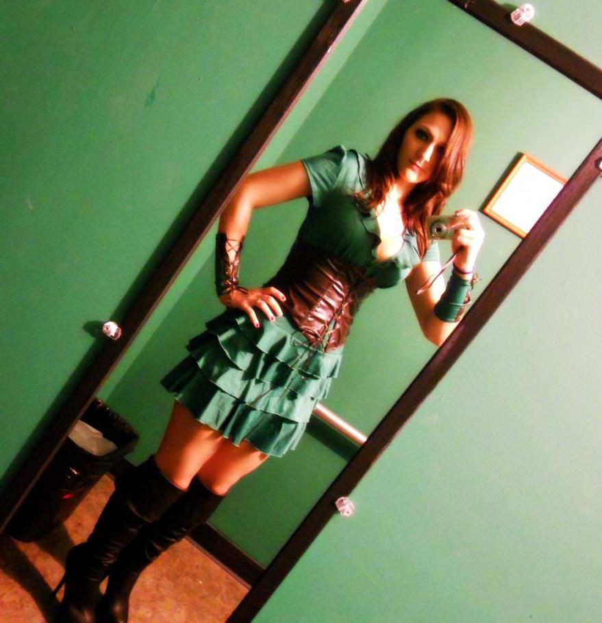 Robin Da Hood Cosplay by MrsWookie