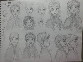Anna Study by Andrea365