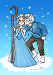 Day 11: Jack and Elsa