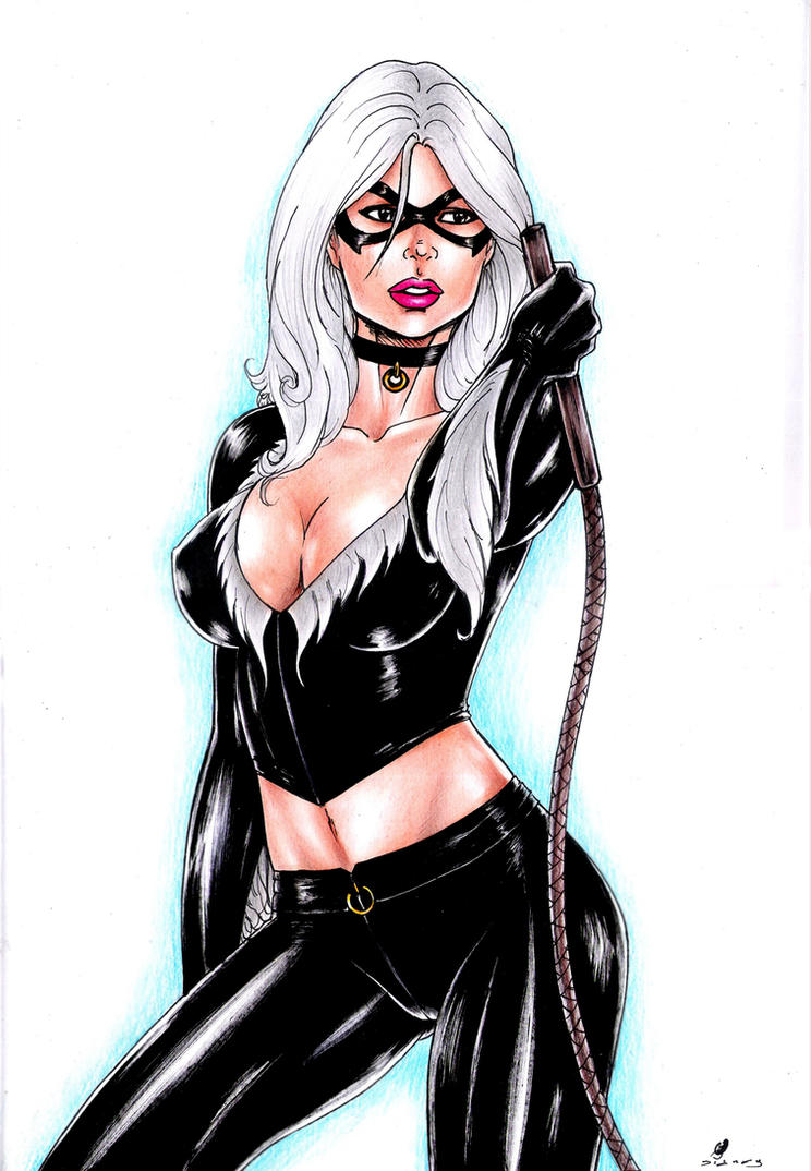 Blackcat by sidneydesenhus