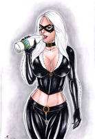 Blackcat by sidneydesenhus