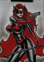 Batwoman for sale US$50 by sidneydesenhus
