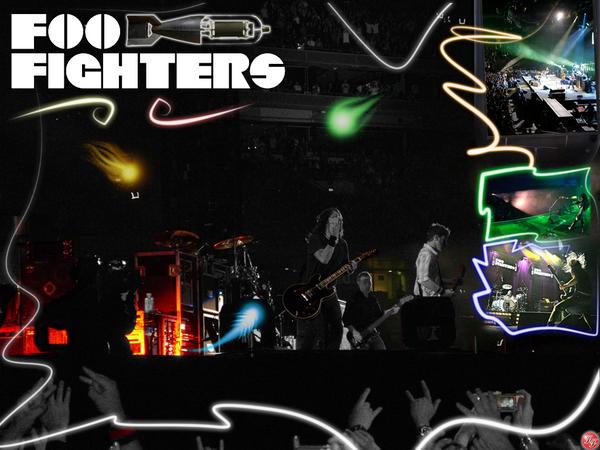 Foo Fighters Wallpaper By Rne800
