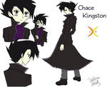 OC Profile: Chace Kingston by SulfuricAcid