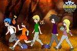 Walking through the Digi-World by SulfuricAcid
