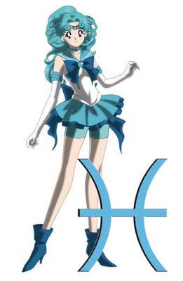 Zodiac Senshi - Sailor Pisces