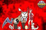 Digimon Exordium: Team Trust by SulfuricAcid