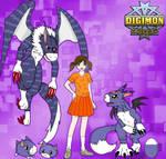 Digimon Exordium: Team Harmony by SulfuricAcid