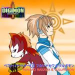Best Partner: Hukaro + Vulupomon
