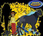 Digimon Academy: Team Yellow