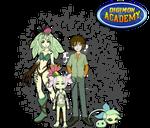 Digimon Academy: Team Black
