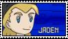 DigimonAcademy Stamp - Jaden Evans by SulfuricAcid
