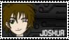 DigimonAcademy Stamp - Joshua Sullivan by SulfuricAcid