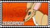 DigimonAcademy Stamp - Zerdamon by SulfuricAcid