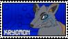 DigimonAcademy Stamp - Kryomon by SulfuricAcid